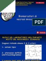 Biomarcatori Necrosi Miocardica