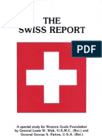 Swiss Milita Report