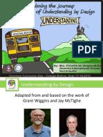 Making Sense of Understanding by Design