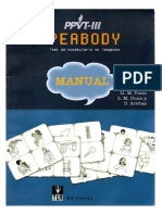 Peabody Manual