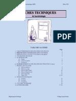 NE2 H15 Bact L0 Fichestechniques
