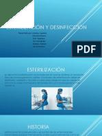 Esterilización y Desinfección Curn
