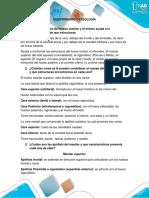 Cuestionario Osteologia y Artrologia