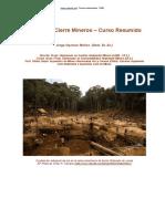 Cierres Mineros - Jorge Oyarzún