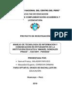 Proyecto de Investigación TICS CORREGIDO