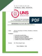 INFORME-DESHIDRATACION