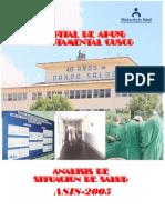 Asis Hospital Regional 2005
