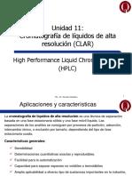 Unidad 11 HPLC