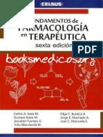 (EXPOS)Fundamentos de Farmacologia en Terapeutica 6a