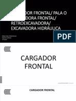 Maq Min 9 Cargador Frontal - Excavadora Hidraulica-retroexc