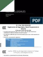 MAQ MIN  16 NORMAS LEGALES.pptx