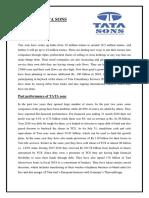 Tata Sons Final