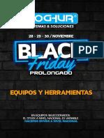 Black Friday - Herramientas