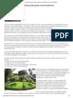 O Jardim Sensorial e Suas Principais Características _ Fórum Da Construção