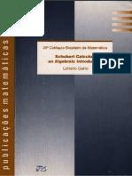 Gatto, Letterio - Schubert Calculus an Algebraic Introduction -IMPA (2005)