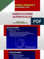 Clase 14 Cimentaciones Superficiales Rev 1