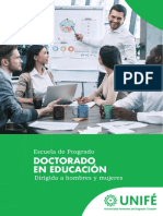 Doctorado educación