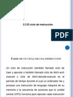 El ciclo de instrucción.pptx