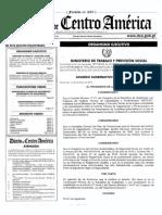 Acuerdo Gubernativo 272-2016