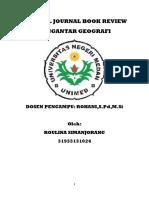 Cbr Pengantar Geografi (Roulina)