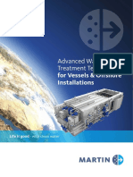 Advanced Waste Water Treatment Martin-systems Brochure