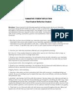 summative student reflection  2  2