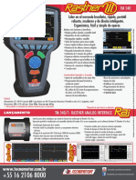Scanner TM 540 Rasther III