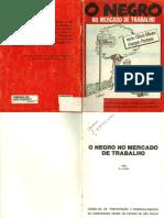 Clóvis Moura_ Maurício Pestana - O Negro No Mercado de Trabalho-