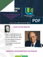 CEFALOMETRIA DE BIMLER.pptx