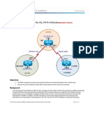 Ccnpv7 Route Lab7-2 Bgp as Path Instructor