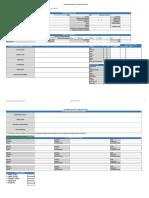 Formato de Visita Excel
