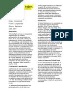 Xiphinema Index -Expo Fitopatologia Aplicada