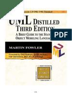 UML Distilled-spanish Edition