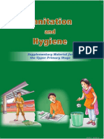 Sanitation and hygiene
