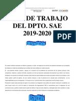 SAE-2019- 2020