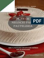 PROCESO PARA CREAR UNA PANADERIA