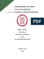 Informe Inversion