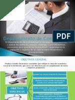 departamento contable
