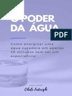 O Poder da Água