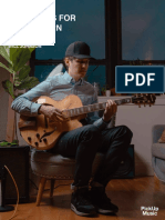 Arpeggios for the Modern Guitarist - TAB