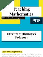 teaching mathematics presentation  3