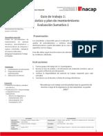 Evaluación Sumativa 1 Informe de Laboratorio -2