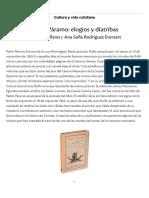 Pedro Páramo_ Elogios y Diatribas _ Cultura y Vida Cotidiana