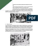 Investigar Casos Conocidos de Violaciones de Derechos Humanos en El Perú2