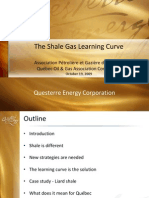 The Shale Gas Learning Curve