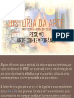 08_H Arte Contemporânea