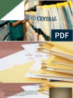 Presentación Archivo Central (1)