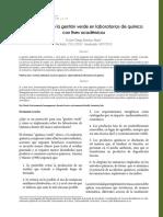 ProtocoloParaLaGestionVerdeEnLaboratoriosDeQuimica