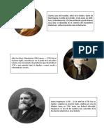 Biografías Personajes Ilustres Revolución Industrial