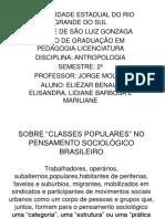 Apresentação1 Classes Sociais